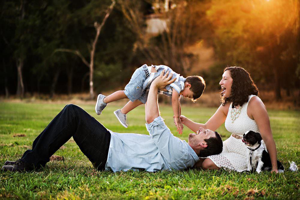 Jacksonville Family Portrait Session