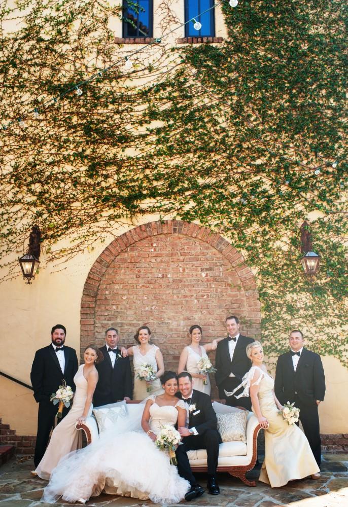 Liz + Jon Married 0583