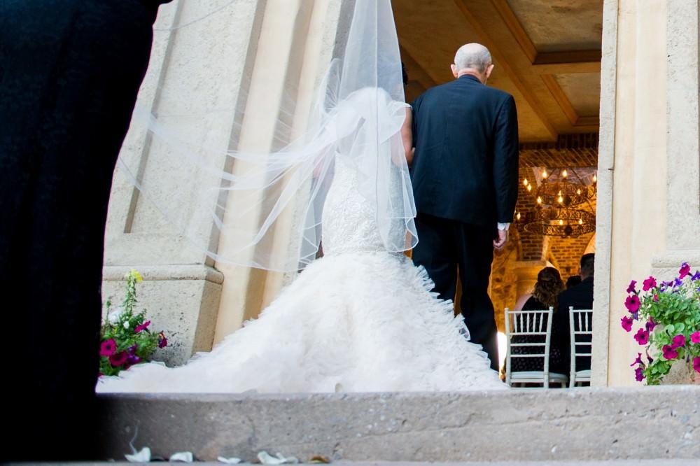 Liz + Jon Married 0728