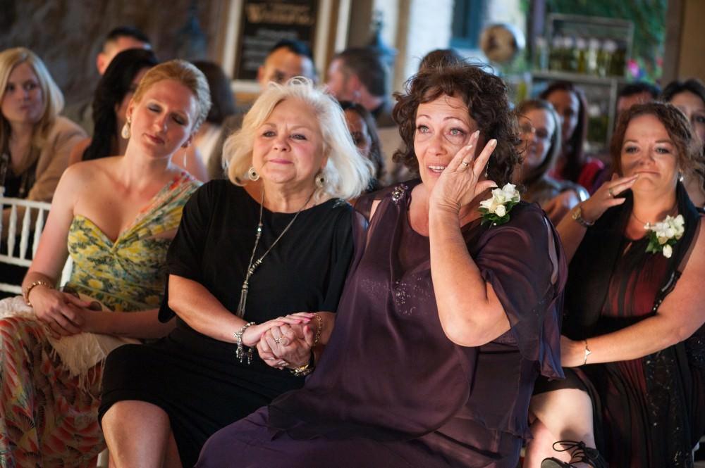 Liz + Jon Married 0733