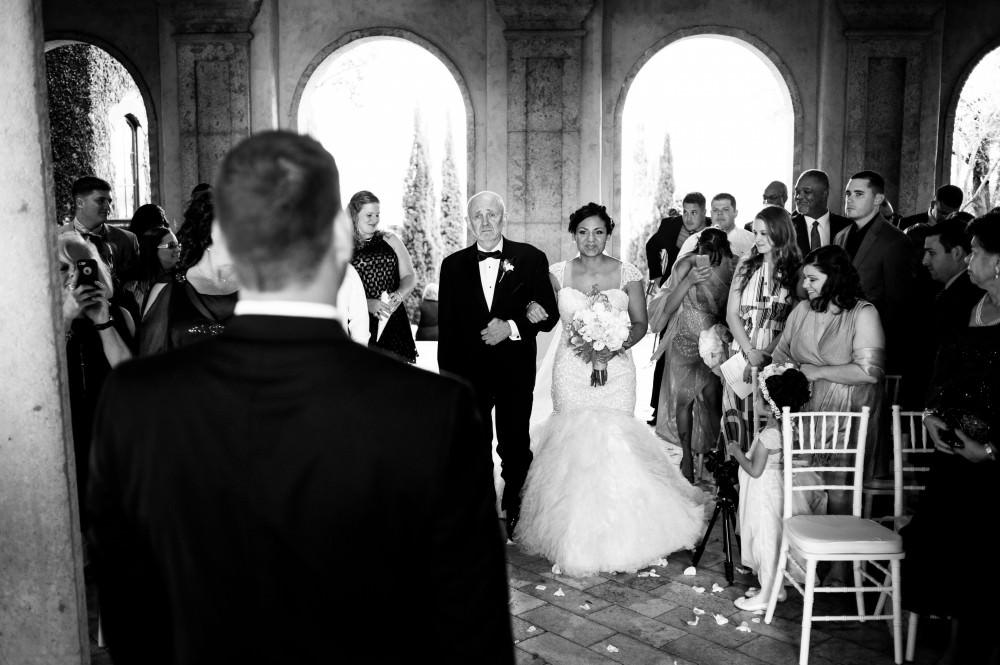 Liz + Jon Married 0766