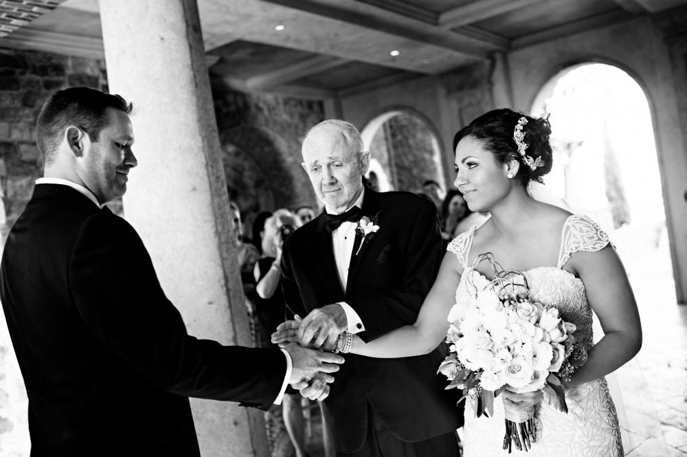 Liz + Jon Married 0774