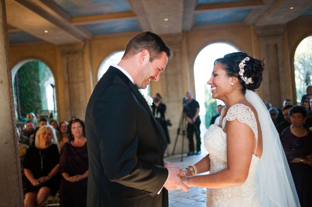 Liz + Jon Married 0833