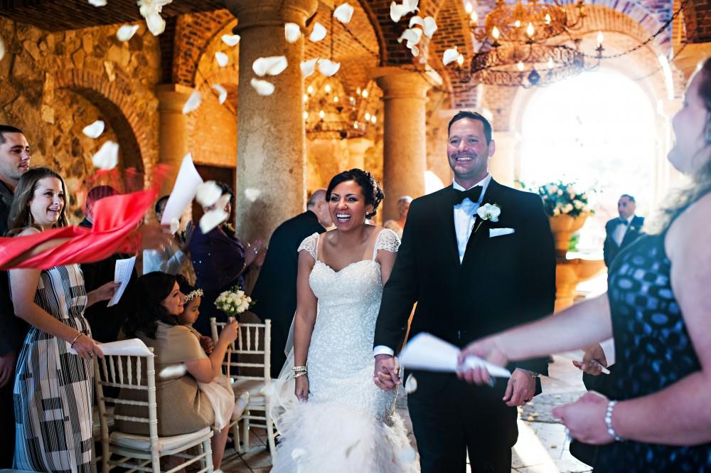 Liz + Jon Married 0905