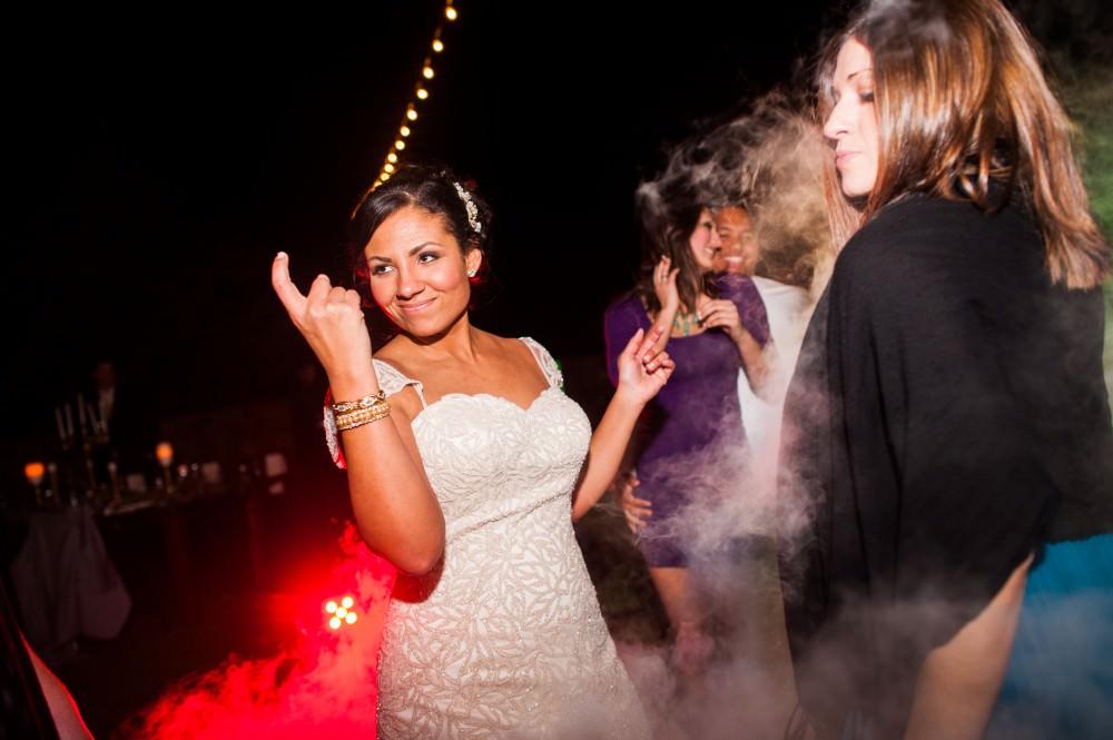 Liz + Jon Married 1400