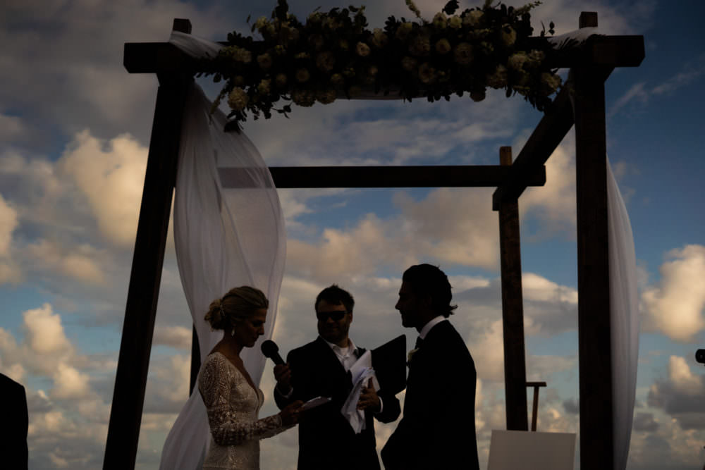 Michelle + Elliot Married 1296