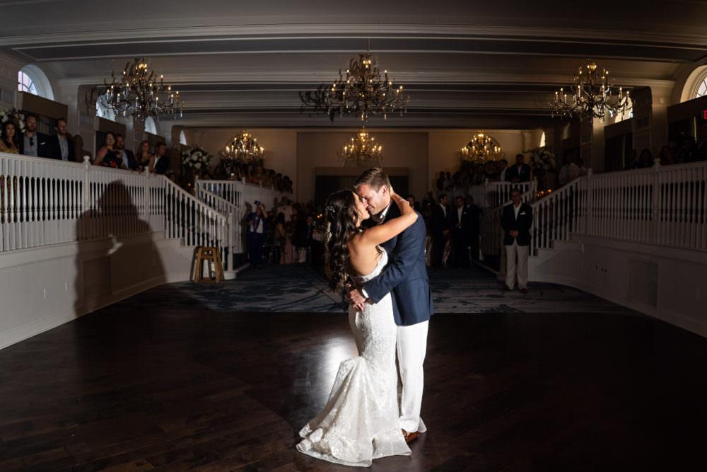 Gina + Steve Married 654